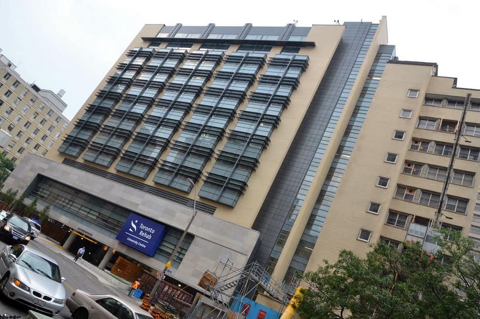 One of the biggest Rehabilitation Institute in Toronto